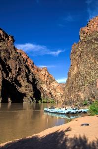 Grand Canyon rafting tours