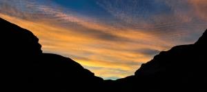 Grand Canyon Camping at night - AdvantageGrandCanyon.com