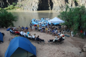 camping in the Grand Canyon - AdvantageGrandCanyon.com