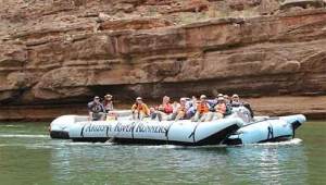 Whitewater Rafting Adventures During Las Vegas Vacation