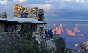 grand canyon lodging