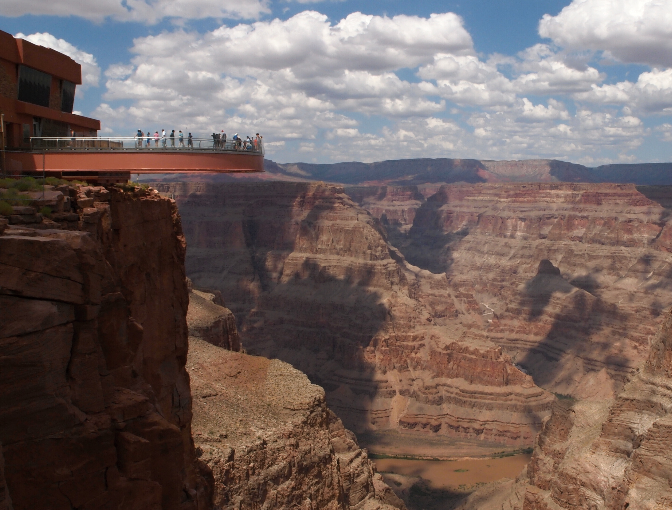 Grand Canyon Skywalk Information