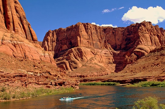 Logistics Information to Visit Grand Canyon: Full Canyon Trips