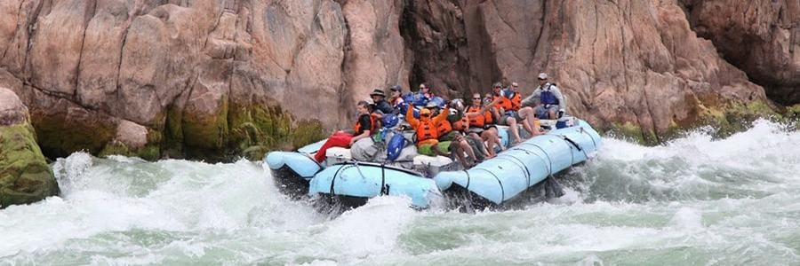 Grand Canyon Motor Raft 900x300