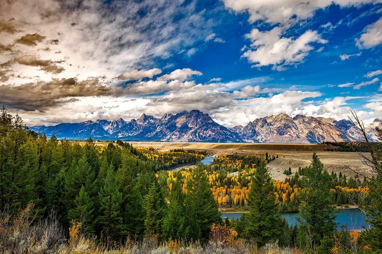 Grand Teton National Park Day Trips
