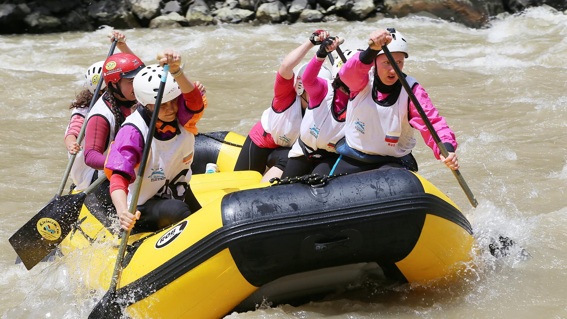 FEMALE URINATION DEVICES FOR RAFTING TRIPS