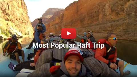Grand Canyon Rafting - Most Popular rips